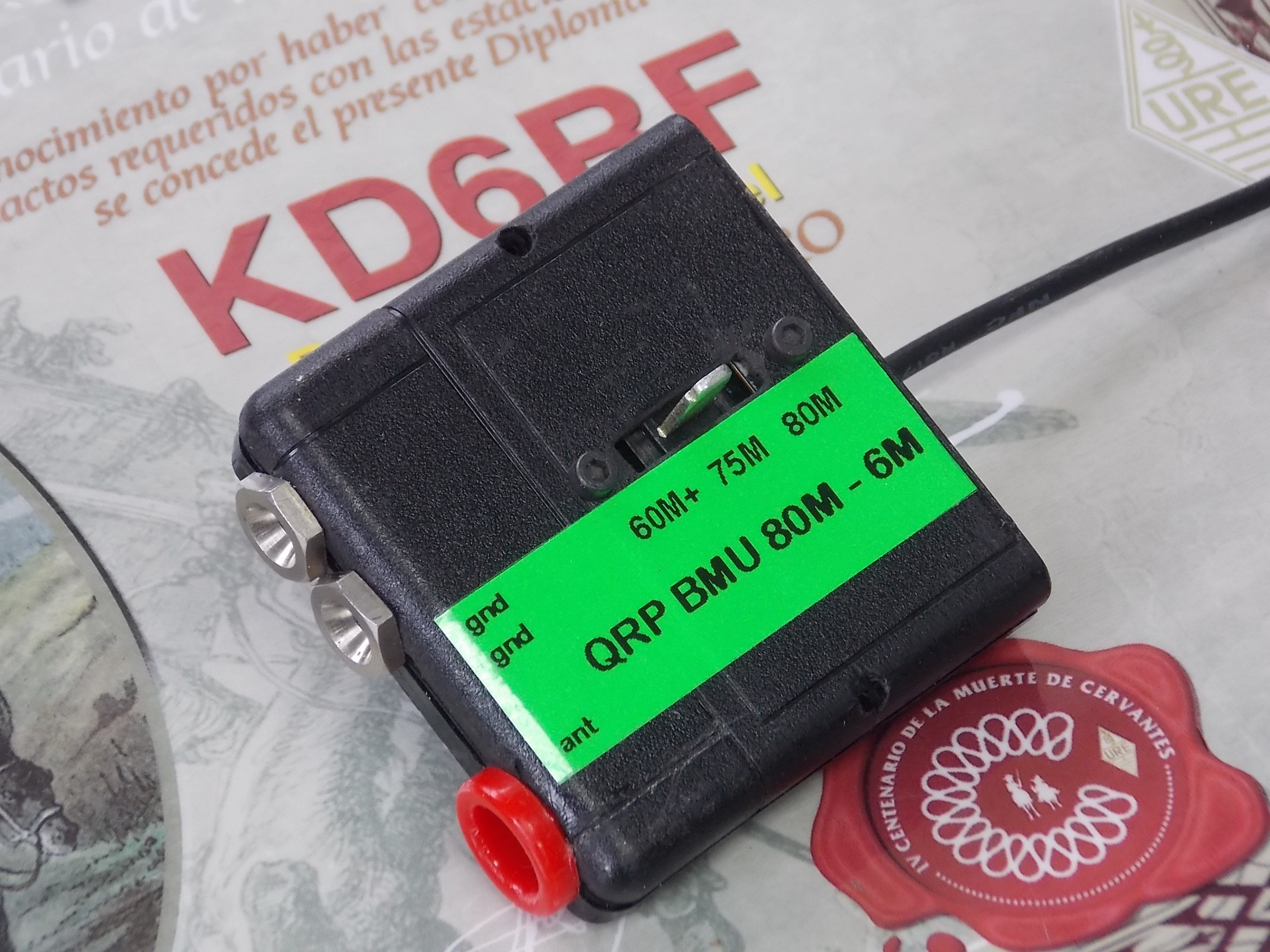 BMU Top View QRP