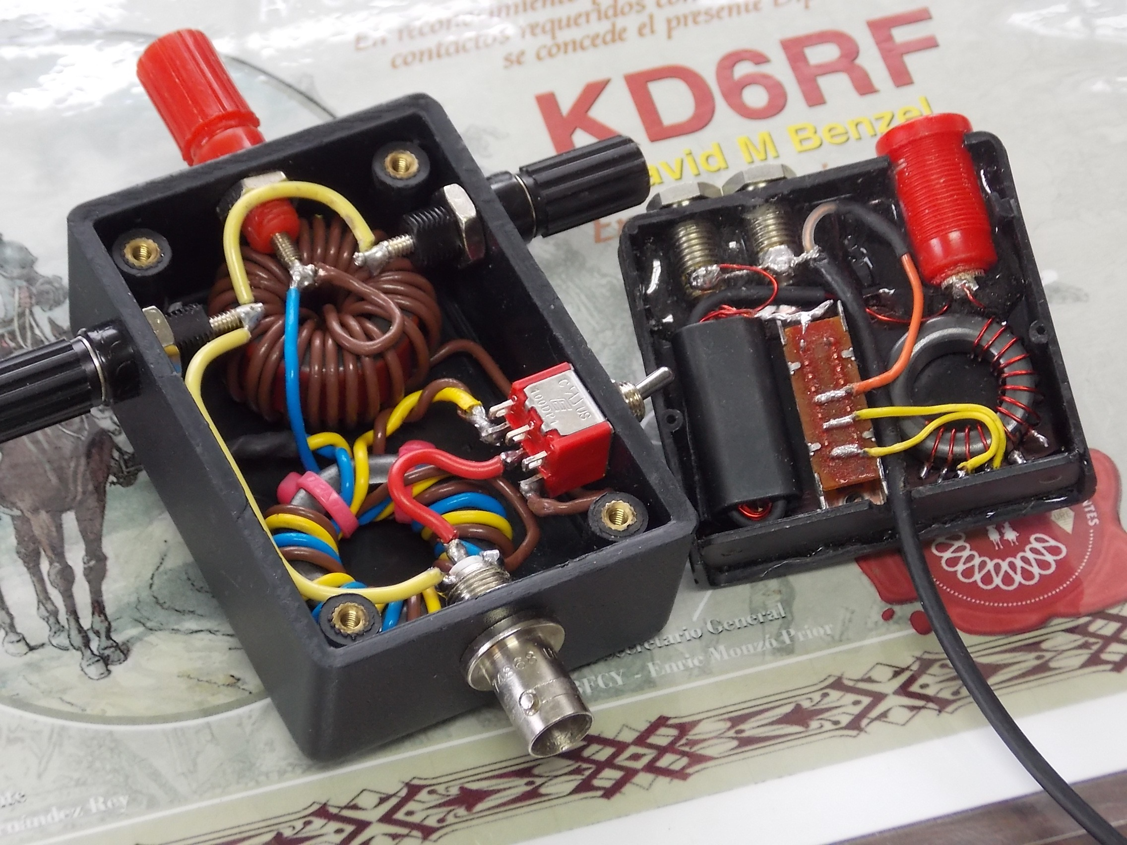 BMUs Bottom View Portable QRP and Med Power